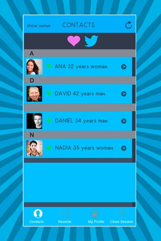 Language Exchange: Practice a foreign language with native speaker in video call screenshot 2