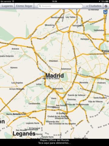 Madrid  Mapa Offline en el App Store