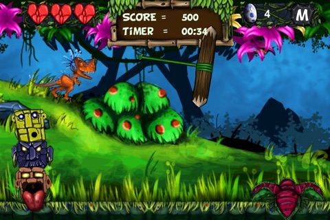 Tyrunasaurus screenshot 2