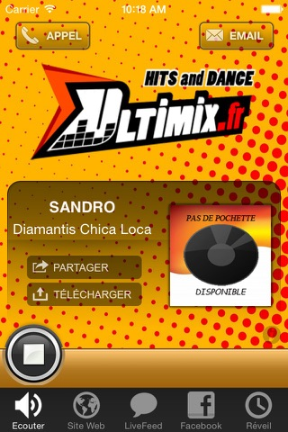 Ultimix screenshot 1