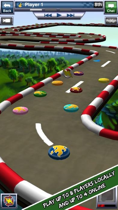 Disc Drivin' Screenshots