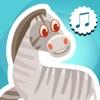 ABC prime parole per bambini - Gioco di ascoltare, imparare, parlare inglese con gli animali