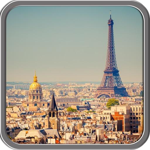 灰屋顶的巴黎