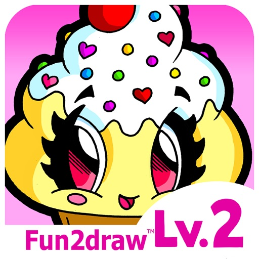 Draw And Color Learn To Draw Easy Cute Cartoons Food Fun