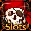`` Golden Pirate's Treasure Slots `` - Spin the pirate kings wheel to win the caribbean casino