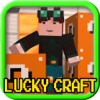 DOUBLE LUCKY BLOCK RACE - Survival Hunter Mini Game with Multiplayer