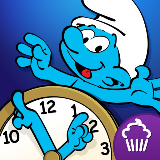 Telling Time with the Smurfs