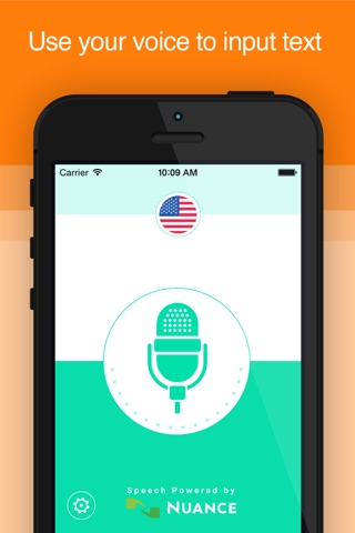 Active Voice : Speech-To-Text screenshot 1