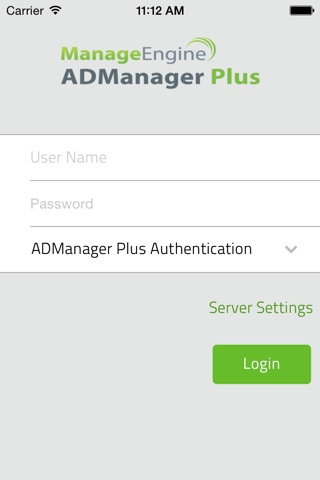 ManageEngine ADManager Plus screenshot 1