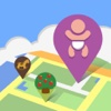 宝宝活动地图