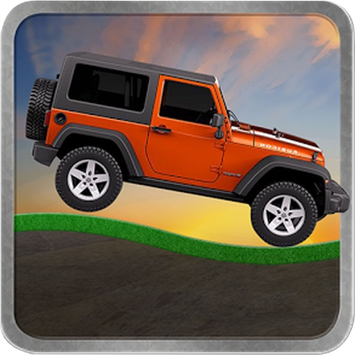 Fun Hill Race iOS App