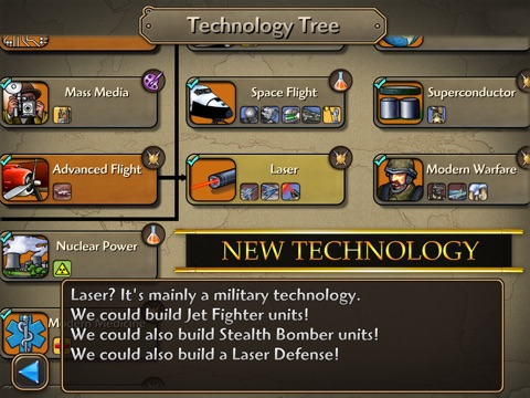 Screenshot #4 for Civilization Revolution 2