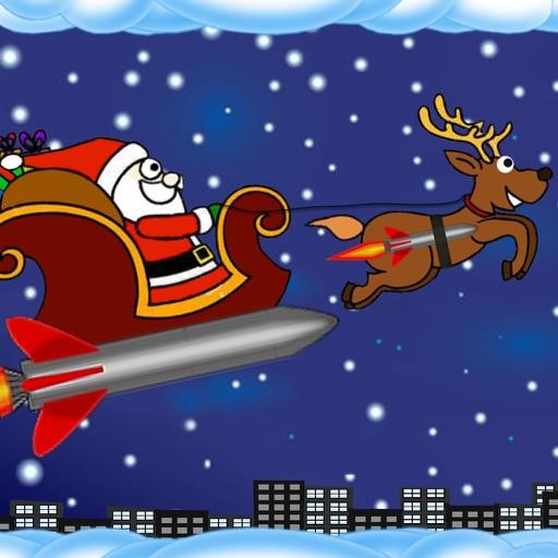 Silly Santa Run iOS App