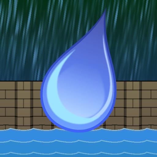 Hard Rain iOS App