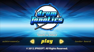 Drum Fanatics screenshot1