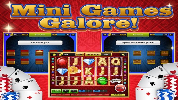 Aces Vegas Strip Casino Slots - Epic Bonus & Prize Wheel