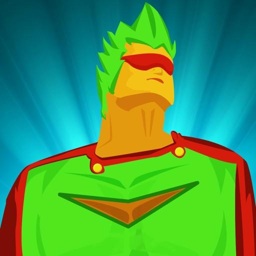 Super Hero Mountain Race Pro - best road racing arcade game iOS App