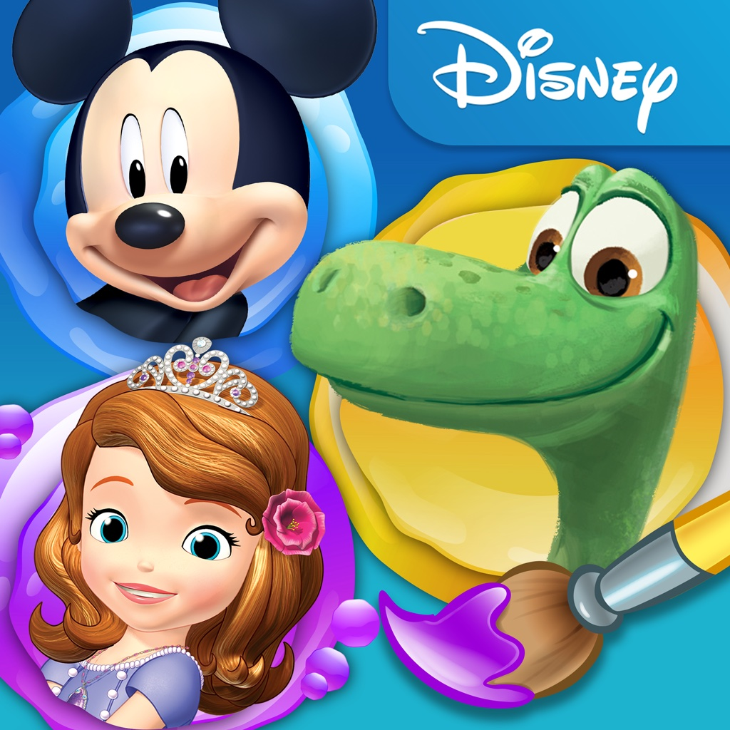 Disney Color and Play - now with The Good Dinosaur and Inside Out!