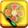 Fan Repair Shop – Little kids fix the electrical accessories in this mechanic game