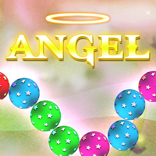 Angel Bubble Breaker Rivals - hot new marble matching puzzle iOS App