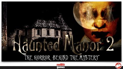 Haunted Manor 2 - The Horror behind the Mystery - FULL (Новогодняя версия) Screenshot