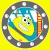Robo Rocket by Jaca Bee - Robot game for preschool children logo