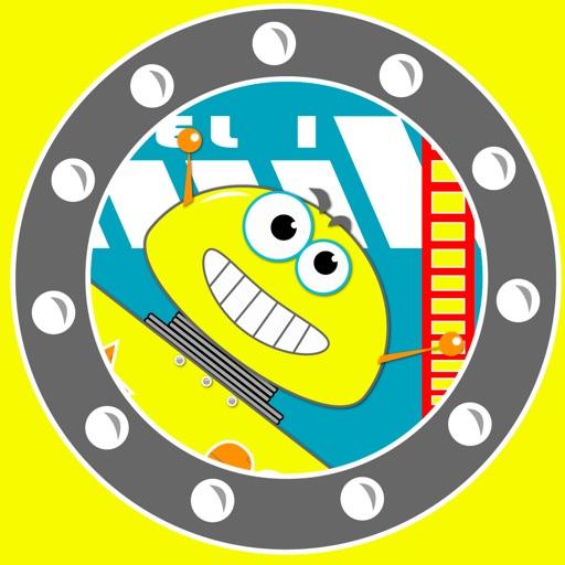 Robo Rocket by Jaca Bee - Robot game for preschool children images