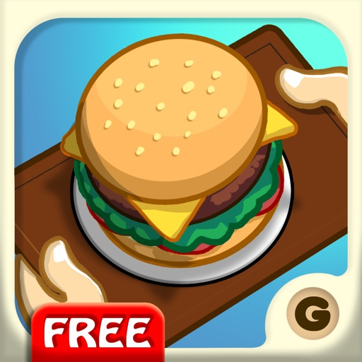 Burger Friends - A Free Burger Cooking Game iOS App