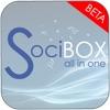 Multi Fenster Socialbox
