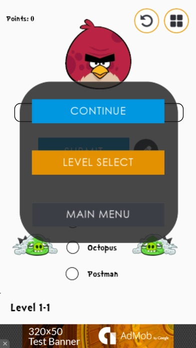 download Quiz For Angry Birds apps 0