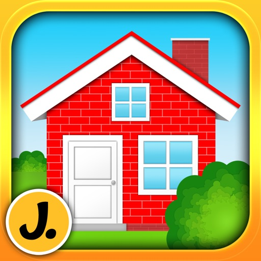 Little House Decorator - creative play for girls, boys and whole family - Free iOS App