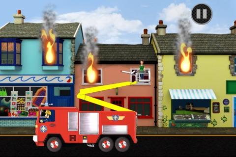 Fireman Sam - Fire & Rescue screenshot 2