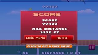 Screenshot of Un Super Topspin Tennis - Virtual Flick Spin Championship gratuita5