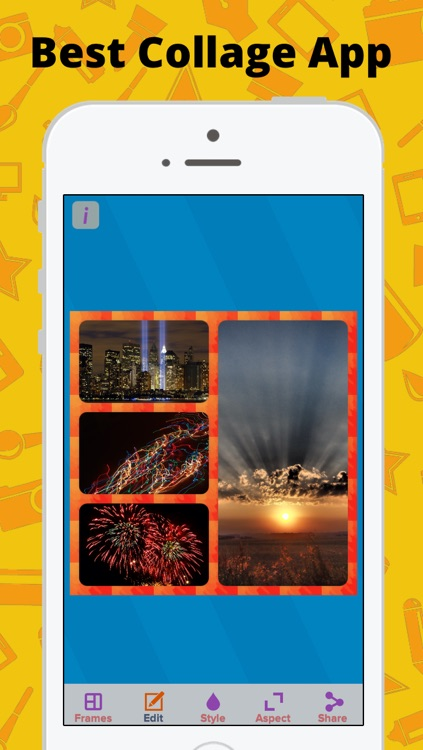 Frame Express: Magic Photo Collage Maker by SK Studios Ltd