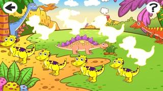Screenshot of Attivo! Ordina Per Dimensioni Per i Bambini Con i Dinosauri5