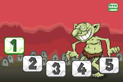 Goblin Creature Jump - Scary Adventure Quest Paid screenshot 1