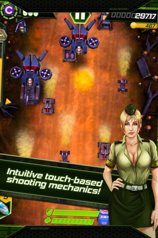 Tank Invaders: War on Terror screenshot 4