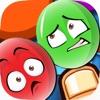 العاب برق : تحدي البالونات - لعبة رياضية تعليمية