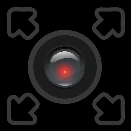 静かな カメラ-無音,全画面表示,優れた画質