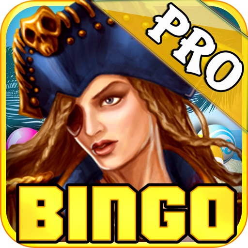 Pirates Gold Bingo Island - Featuring Ace Coin Big Win Bonanza Pro iOS App