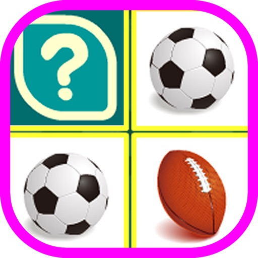 Sports Memory Game iOS App