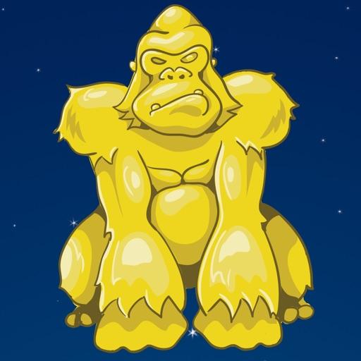 Search for the Golden Gorilla iOS App