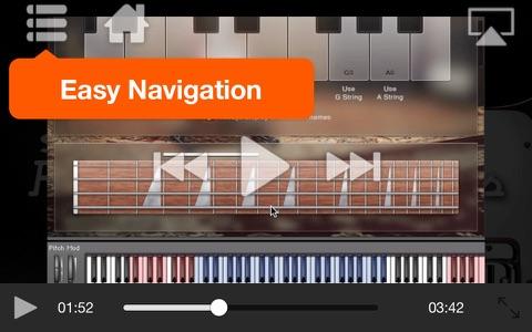 AV for Scarbee Rickenbacker Bass screenshot 4