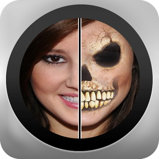 Horrify Booth: Look Scary, Old & Ugly! iOS App