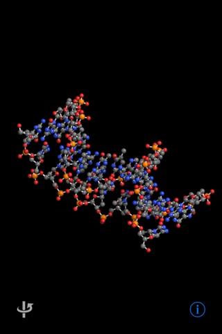 Molecule 3D Rush Ad Free screenshot 2