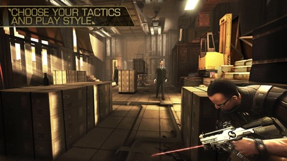 Screenshot #8 for Deus Ex: The Fall