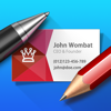 Wombat Apps LLC - BusinessCardMaker for iOS - Design and print a business card  artwork