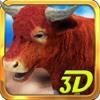 3D Bull Simulator – Angry animal simulator and city destruction simulation game simulator