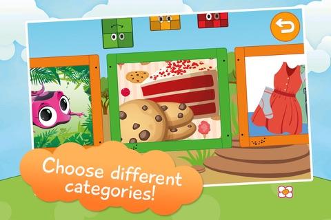 Kids Animals Memory Game screenshot 2