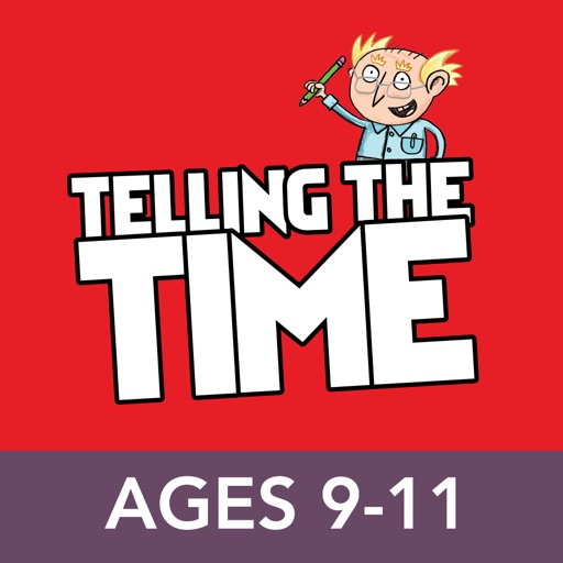 Telling the Time Ages 9-11: Andrew Brodie Basics